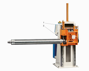 Stationary Shaftpuller – column design