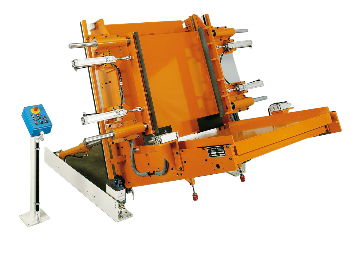 Rollenhandling - Reel turning devices