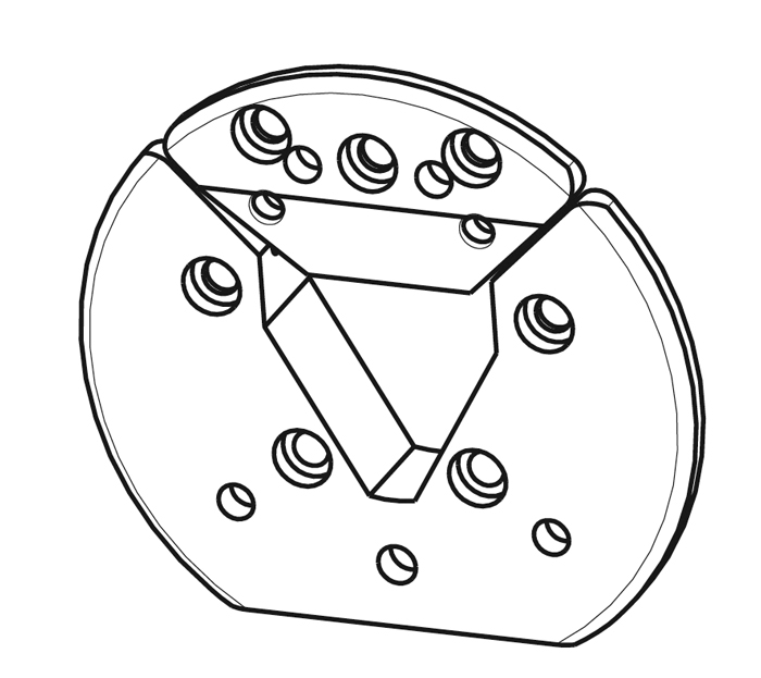 VT6 Dreikant