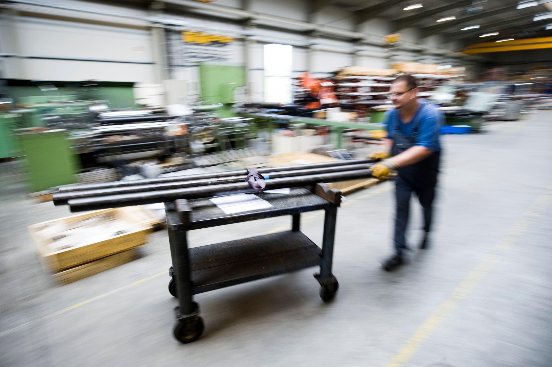 Produktion Spanntec